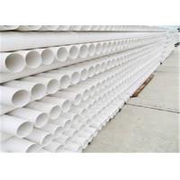 China Lightweight Rainwater Drain Pipe Corrosion Resistant High Flow Capacity on sale