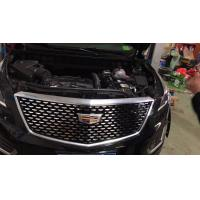 Quality Chrome Finished Custom Mesh Grill Well Fitment Without Transforming wholesale
