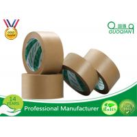 Quality Corrugated Gummed Kraft Paper Tape With 2.5 Inches X 600 Feet wholesale