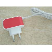 Cheap China Manuafacturer 5V 2.1A Mobile Charger 1.2M DC Cable Type C USB Connector for sale