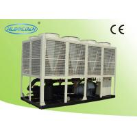 Quality Commercial Air Cooled Screw-Type Chiller Long Life Time High Efficient Compressor With CE Certificate wholesale