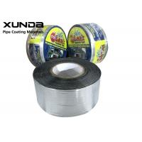 Quality Waterproof  Flashing Tape With Aluminum Backing for Stop Leak with 100mm Width wholesale