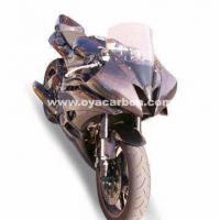 China Carbon Fiber Motorcycle Parts on sale