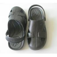 Quality Breathable Anti Static Shoes Skid Resistant Durable ESD Big Four Hole Sandals wholesale