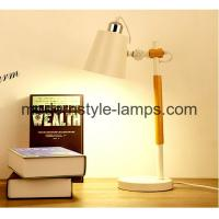 Quality 16*27*53cm Modern Wood Lamp Energy Saving T-11583 wholesale