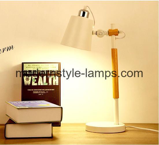 Cheap 16*27*53cm Modern Wood Lamp Energy Saving T-11583 for sale