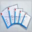 Plastic ID Business Card Holder/Badge Holder for sale