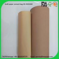 Quality BMPAPER Good grade paperboard/kraft liner in china/kraft paper  for cement bags wholesale