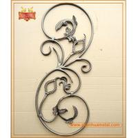 forged iron bar,forged iron baluster,ornamental baluster for garden fence and gate