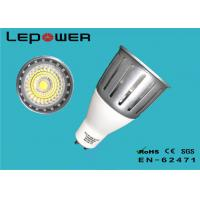 China Hospital 8 Watts Dimmable LED Spotlight GU10 600lm 4000K Natural White on sale
