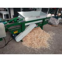 Quality SHBH500-6 automatic wood shaving mill machine/sawdust for horse bedding wholesale