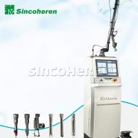 Quality CO2 Fractional Laser Scar Removal Machine , RF Tube Beauty Care Machine wholesale