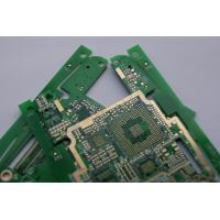 Quality Green Solder Mask PCB 1 - 14 Layer High TG Multilayer Printed Circuit Board 0.5 - 6oz wholesale