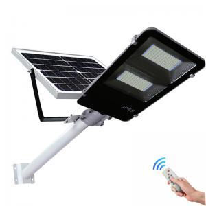 China Rainproof Solar LED Street Light , Solar Energy Street Light Multiple Wattage Options on sale