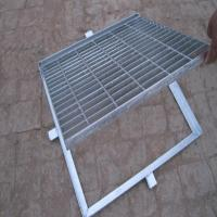 Quality A Grade Steel Grating Drain Cover Hot Dipped Galvanized Q235 Material wholesale