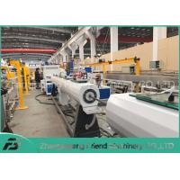 China 380V 50HZ Energy Saving PE Pipe Extrusion Line With Advanced Germany Technique on sale