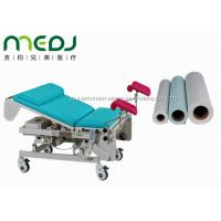 Electric High Low Gynaecology Examination Table 2 Sections Activated Type