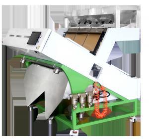 China Maize Corn Seed Removing Machine Sweet Corn Germ Husk Kernel Color Sorter on sale