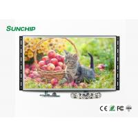 China Embedded Open Frame LCD Display , Metal Case LCD Advertising Display 8 on sale
