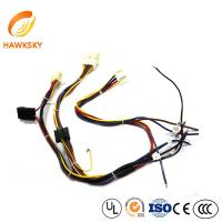 Quality Factory OEM Car Electronic Wire Audio Video Cable 4 Pin Wire Harness wholesale