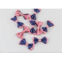 Quality Customized Pretty Bow Tie Ribbon Baby Hair Accessories For Girls wholesale