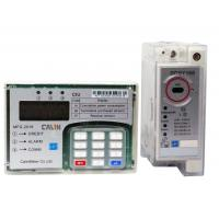 Quality Compact Single Phase Kwh Meter Din Rail Digital Electric Meter Remote Control wholesale