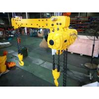 Quality Without Trolley 2 Ton 6m Twin Hook Electric Chain Hoist wholesale