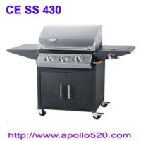 China Gas Grills Stainless 3burner on sale