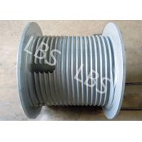 Quality Alloy Steel Lebus Grooved Drum For Oil Drilling Rig Capstan wholesale