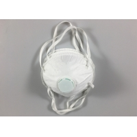 Quality FFP2 Cup Shape KN95 Civil Protective Mask With Valve wholesale