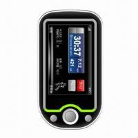 Quality GPS Pedometer/Date Logger, Customized Specifications are Accepted wholesale