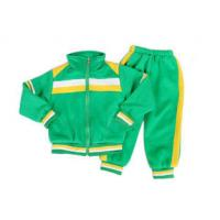 Quality Loose Design Long Sleeve Youth Sports Shirts Moisture Wicking For Primary School wholesale