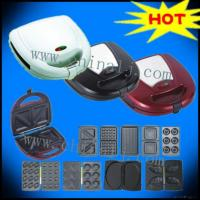 Quality Sandwich Maker / Detachable Grill Sandwich Maker With Stainless Steel wholesale