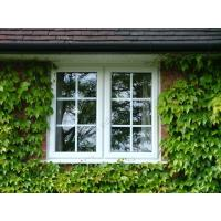 Quality Casement window,grill design,double glazing,window frames in white color wholesale