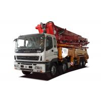 Quality Truck Mounted Concrete Pump 150m³/h Output in Theory S Pipe Valve 289KW Rated Power wholesale