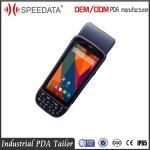 Quality Portable Handheld RFID Reader Barcode Scanner / Card Reader / Printer / Fingerprint wholesale