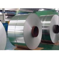 China Corrosion Resistant 347 Stainless Steel Sheet Strip , Construction Metal Material on sale