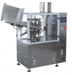 Quality 13 - 60mm Diameter Plastic Tube Filling Sealing Machine Heavy Duty wholesale