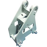 Buy cheap Aluminum 6061 Medical Equipment Spare Parts / Medical Spare Parts T6 Heat from wholesalers