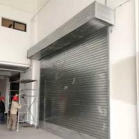 Quality Fireproofing Rolling Shutter Door for Fire Rescue and Emergency Trucks/ Vehicels wholesale