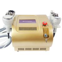 Quality RF Photon Bio Cavitation Ultrasonic Slimming Machine For Lymphatic Drainage / Skin Firming wholesale