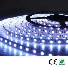 Quality 12V 24V 5050 300 leds 60 leds/m flexible led strip RGB with remote controller power supply wholesale
