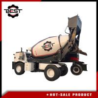 China Concrete mixer machine 5.5 cubic meters self loading concrete mixer truck for sale on sale