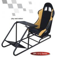 Quality Play Station WIth Seat Sport Racing Sears Simulator Cockpit Gaming Chair-JBR1012 wholesale