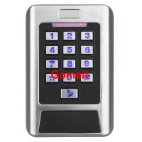 Quality Standalone RFID Access Controller Double Door Wiegand 26(WG 26) input or output port wholesale