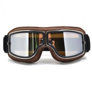 China Anti Uv Motorbike Glasses , ATV Motorcycle Helmet Riding Glasses on sale