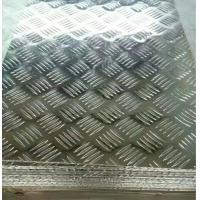 Quality 1100 Anodized Aluminum Plate Stucco Embossed Refrigeration Construction Support wholesale