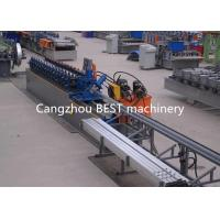 China Galvanized Stud And Track Roll Forming Machine For Gypsum Board Drywall Partition on sale