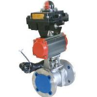 Quality Ball Valve with Pneumatic Actuator wholesale