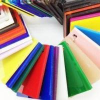 Buy cheap colorful cast acrylic sheet from wholesalers